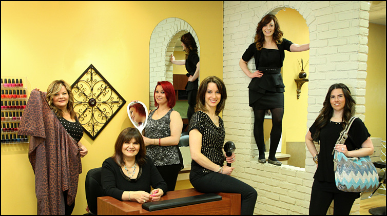 Fashion Nail Beauty Spa Elizabeth Nj: Salon Frasca Staff Springfield NJ