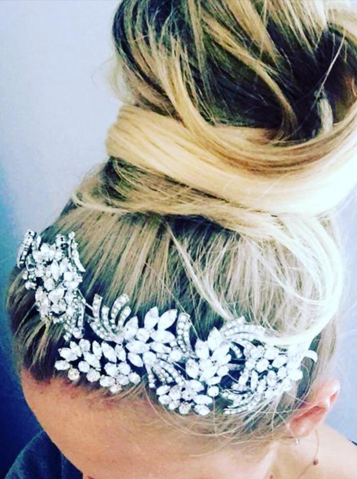Bridal Hair Salon Union County NJ