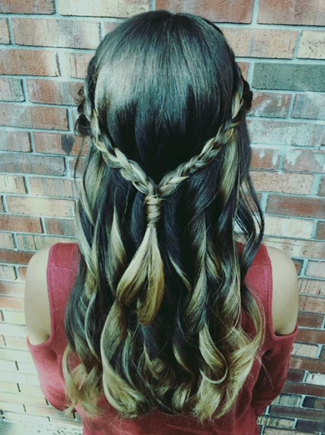 Prom Hair Styling - Springfield NJ